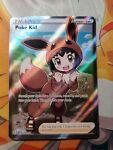Poke Kid Full Art Trainer 070/072 Ultra Rare Pokemon Shining Fates NM/M