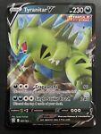 Tyranitar V 097/163 Battle Styles NM/M Full Art Ultra Rare Pokemon Card
