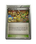 Pokemon Stadium Trainer 2013 World Championships PROMO Card BW50 Tropical Beach