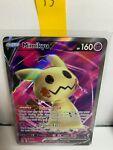 Mimikyu V 148/163 Pokemon Card Full Art Ultra Rare Battle Styles NM