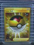 Pokemon TCG Level Ball Secret Rare Gold Battle Styles #181/163 A194