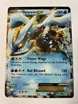 Pokemon TCG - Black Star Promo Kyurem EX Ultra Rare Cosmos Holo - BW37 RF#3