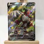 Rillaboom V SV105/SV122 Pokemon TCG Shining Fates Shiny Vault
