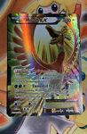 Ho-Oh EX 121/122 Full Art Ultra Rare Holo Pokemon Breakpoint