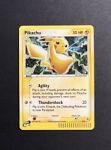 Holo Pikachu #012 Rare Black Star PROMO Pokemon Card 2003 NM - MINT