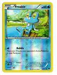 Pokemon TCG Breakpoint - Froakie 38/122 NM/M - Reverse Holo - *Brand New*