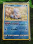 Squirtle - 22/181 Team Up (Pokemon) Reverse Holo