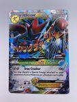 Mega M Scizor EX 77/122 XY Breakpoint Ultra Rare Holo Pokemon TCG NM/M