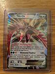 Pokemon Ho-Oh EX 92/122 Breakpoint Full Art Holo Foil Ultra Rare 2016 NM/M