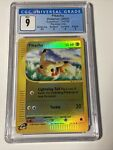 Pokemon Pikachu Expedition Reverse Holo 124/165 CGC 9 Mint