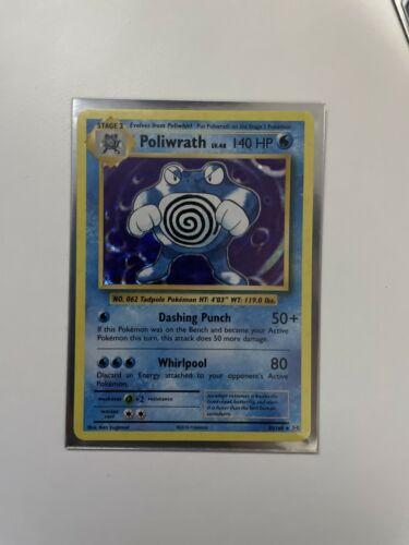 Reverse Holo NM-Mint Pokemon XY 25//108 1x Poliwrath Evolutions Holo Rare
